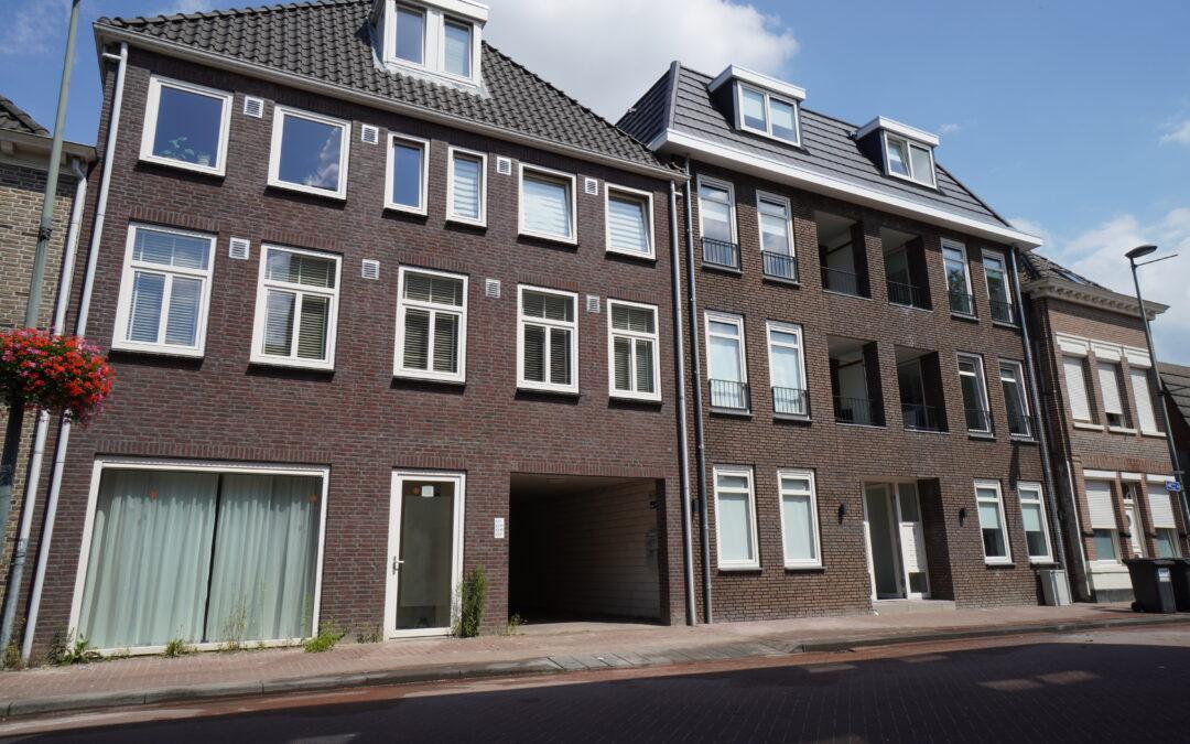 Appartementencomplex Raadhuisstraat